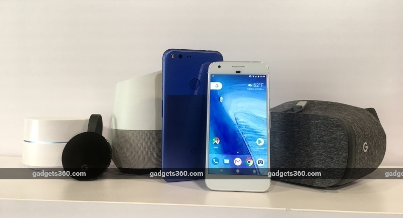 Google Home, Google Wifi, Daydream View, Chromecast Ultra, and Other Announcements