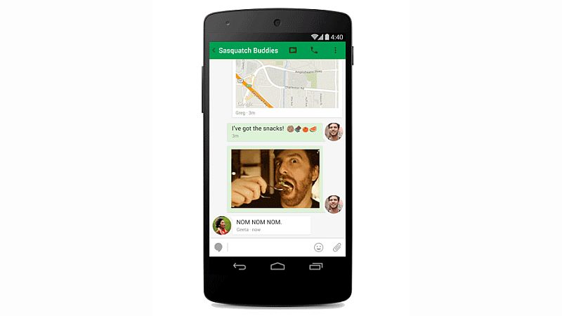 Google Hangouts Will Become Optional to Bundle on Android Phones, Replaced by Duo: Report
