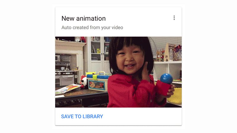 Google Photos Gets Significant Update; Can Create Animations From Your Videos and More