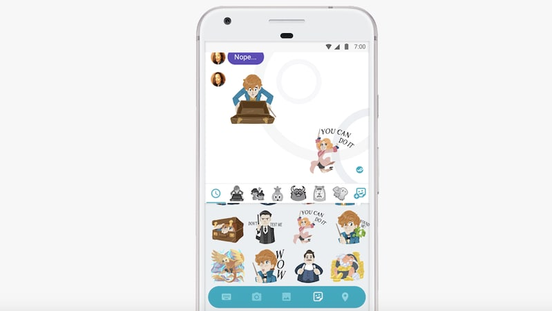 Google Allo Gets Emoji Suggestions, New Chat Themes, and ...