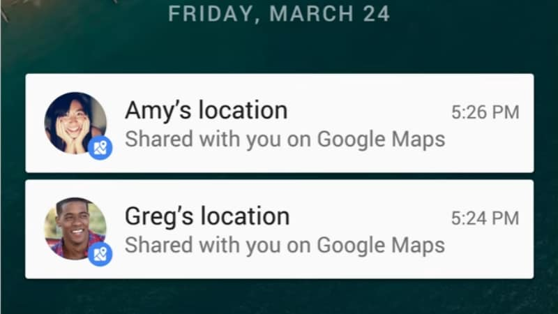 Google Maps' Real-Time Location Sharing Feature Starts Rolling Out to All Users
