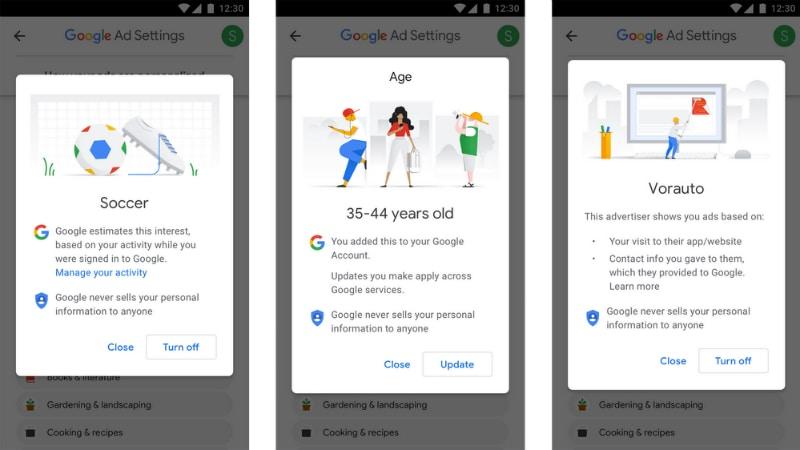 google ad settings Google Ad Settings
