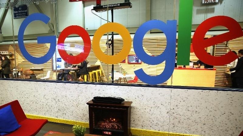 Google Parent Tops Big Spenders on Washington Lobbyists