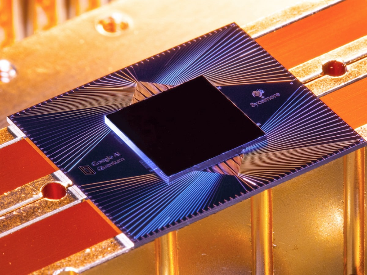 Google Claims 'Quantum Supremacy' With New Processor That Could Change Computing Forever