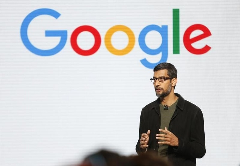Google's Anti-Diversity Memo Drama Is CEO Sundar Pichai's Biggest Test