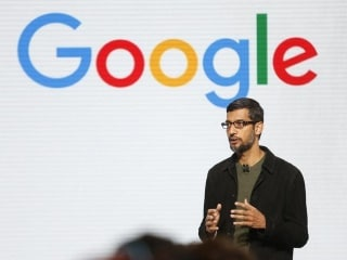 There's a Place for You at Google, CEO Sundar Pichai Tells Girls at Coding Camp