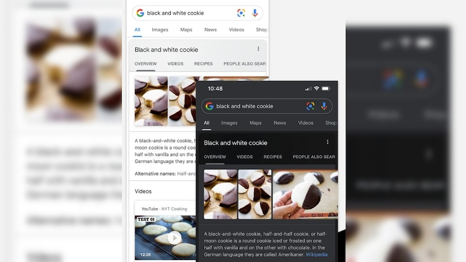 Google App Now Receiving Dark Mode Feature, Rollout to Complete This Week
