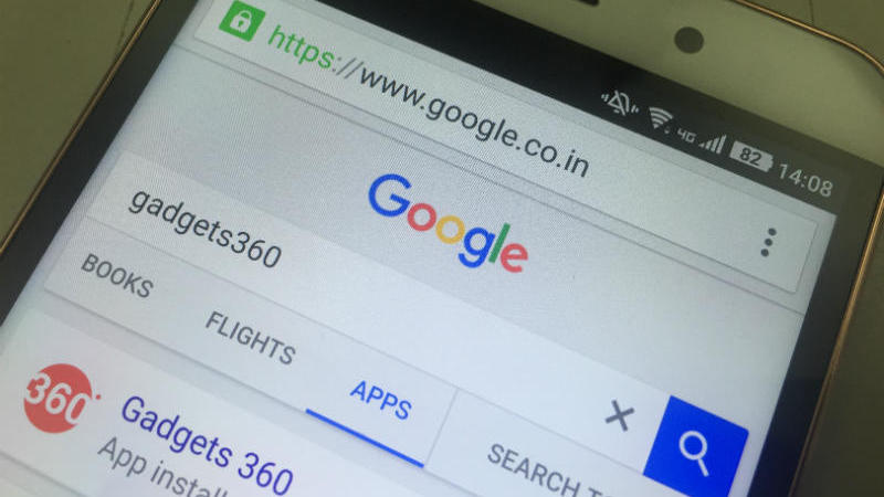 Google Search Gets 'More Results' Button for Mobile Users