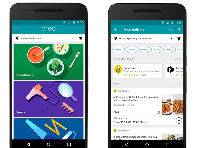 Google Areo Hyperlocal App Launched in India; Bundles Bill Payments, Food Delivery, Local Services and More
