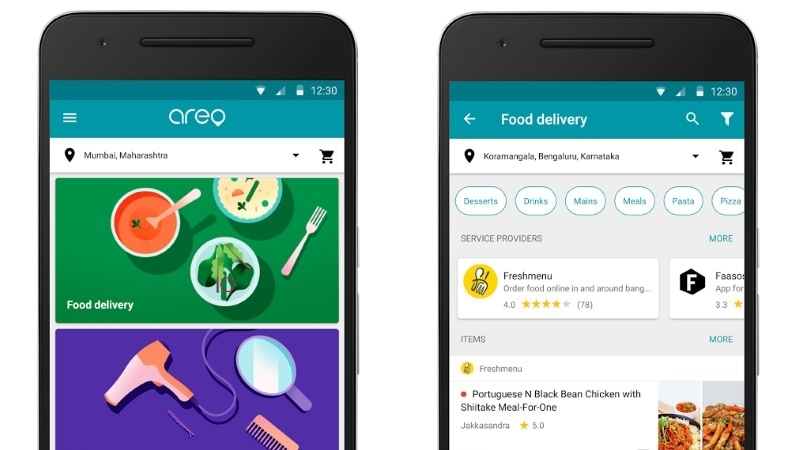 Google Extends Areo's Services to Pune