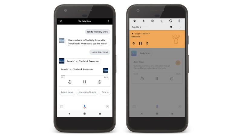 Google Allowing Third-Parties to Build Custom Commands for Assistant