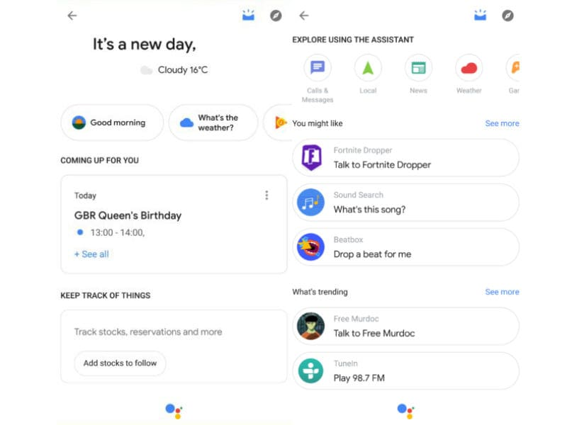 google assistant android police Google Assistant
