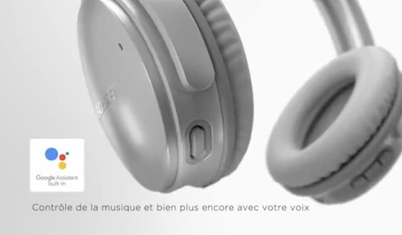 Bose QC35 II Headphones Leaked Video Shows Google Assistant In Action