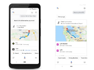 Google Assistant Gets the Ability to Book Cabs From Uber, Ola, and More