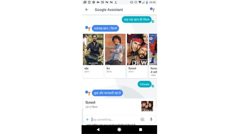 Google Allo Gets Hindi Assistant; Company Says the Highest Number of Allo App Users Are in India