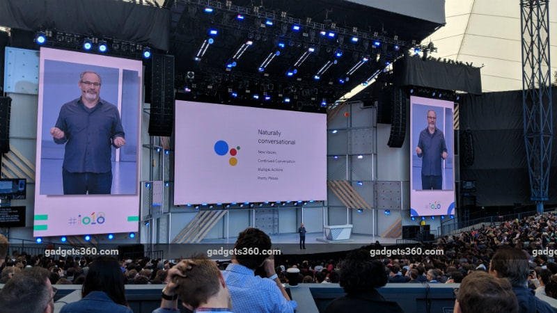 Google I/O 2018: Google Assistant Gets Continued Conversation, Multiple Actions, and More