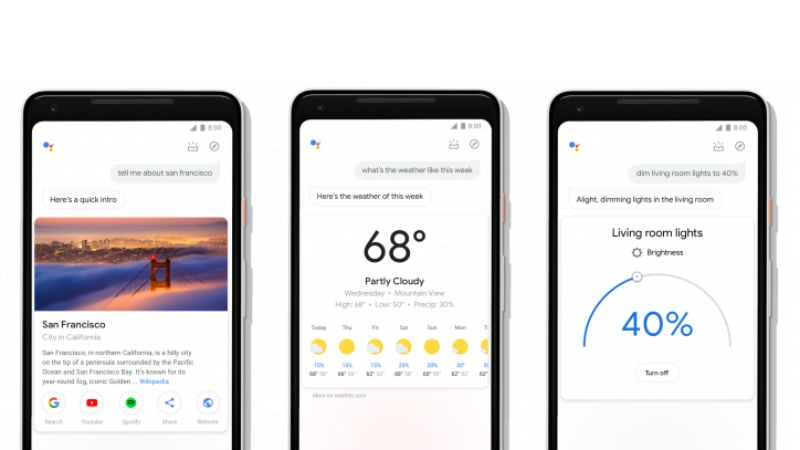 Google Assistant Redesign Brings Bigger Visuals, New Controls, and More; Lets Developers Sell Digital Goods via Actions