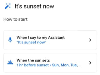 Google Assistant Routines Are Reportedly Getting a Redesign, New Sunrise and Sunset Triggers