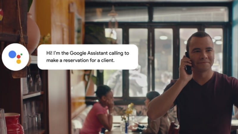 Google Duplex Bot Being Prepped for a Summer Rollout; Will Identify Itself as Google Assistant