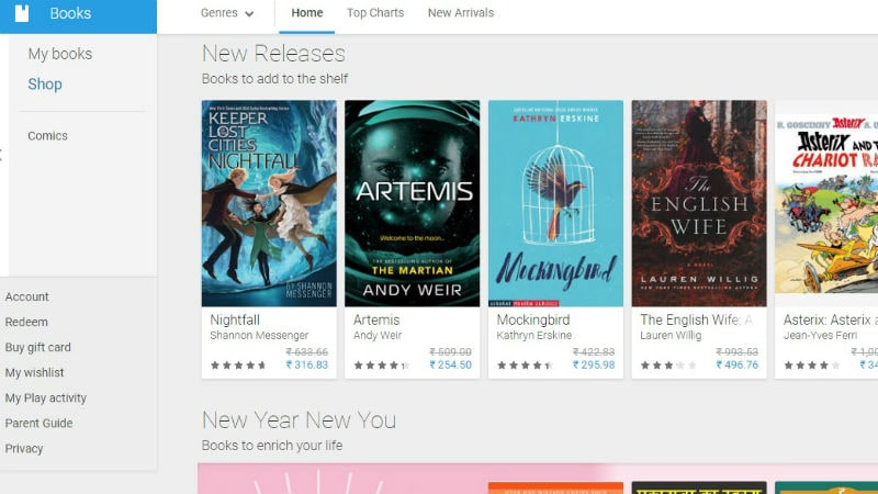 Google Play Looks Set to Offer Audiobooks Soon