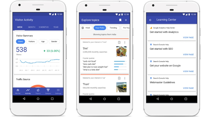 Blog Compass Is Google's Latest App for India, Currently Available in Beta