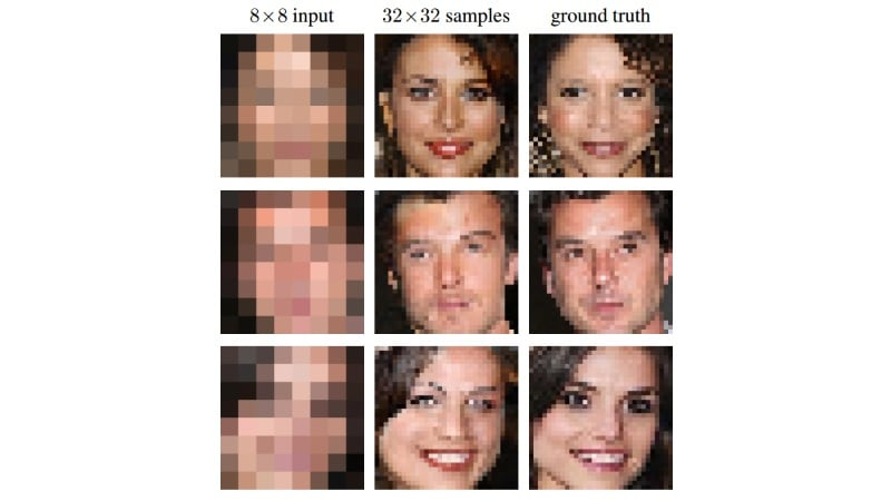 Google Brain Makes Use of Neural Networks to 'Enhance' Pixelated Images