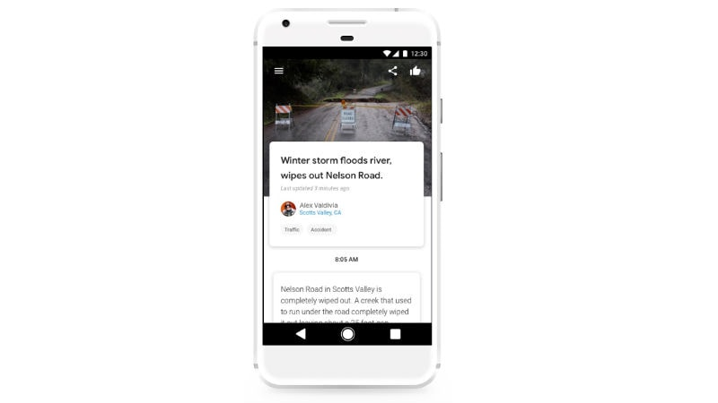 Google Bulletin App for Hyperlocal News Stories Being Tested