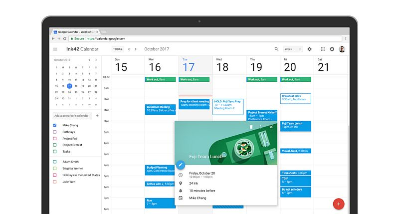 Google Calendar for Web Gets a Facelift: Here's How to Get It Now
