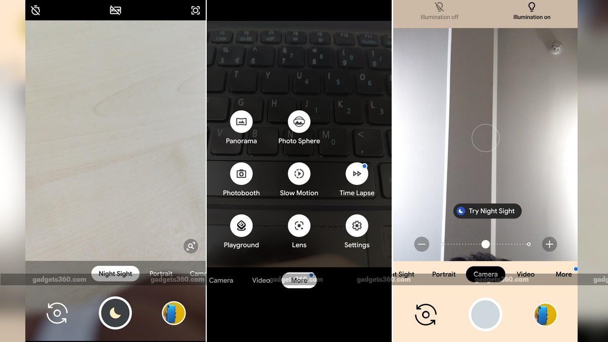Google Camera v6 3 Update Moves Night Sight to App's Home Screen