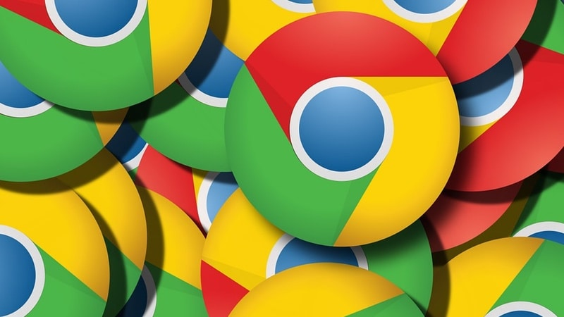 Google Chrome automatically downloads articles you haven't asked for yet