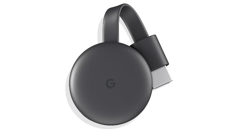 Google Chromecast 3 भारत में लॉन्च, कीमत है 3,499 रुपये