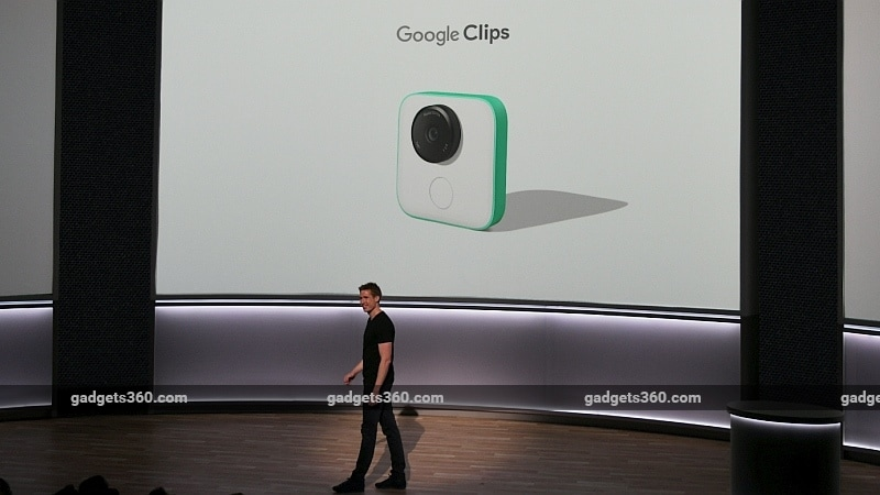 Google Clips AI-Powered Camera Launched, Recognises Faces to Capture Spontaneous Moments
