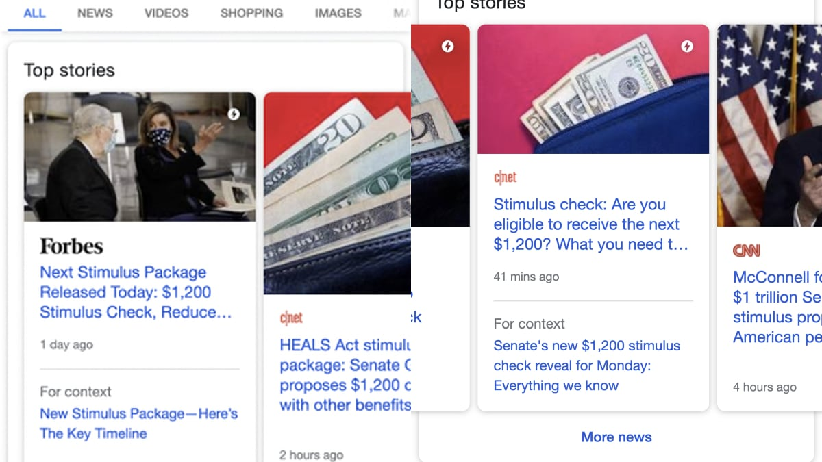 Google AR Search Reportedly Adds 23 New Insects, Context Link Spotted in Google News