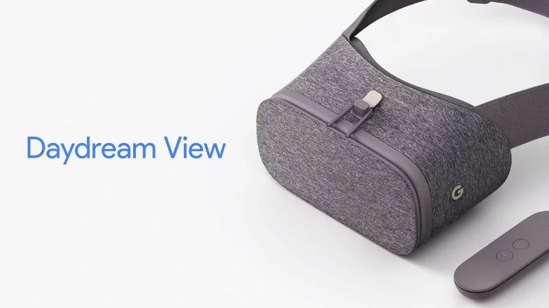 Google Daydream View VR Headset Launched in India at Rs. 6,499