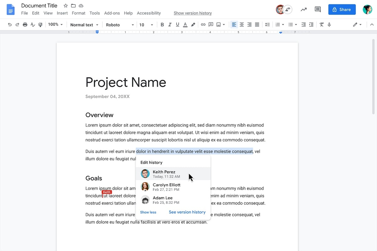 Google Docs Gets a Handy Feature to Identify Changes in Shared Documents