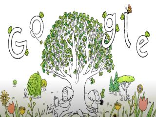 Earth Day 2021 Google Doodle Shows Video Encouraging People to Plant Seeds