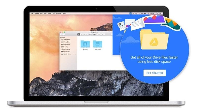 google drive dile stream story Google Drive File Stream