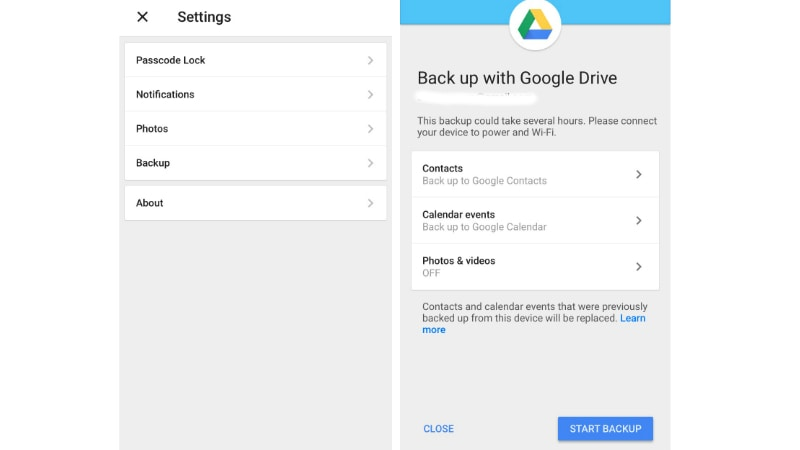 Google Drive for iOS Update Tries to Ease Shift From iPhone to Android