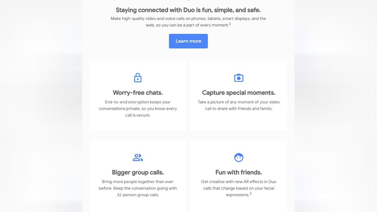 google duo email androidpolice duo
