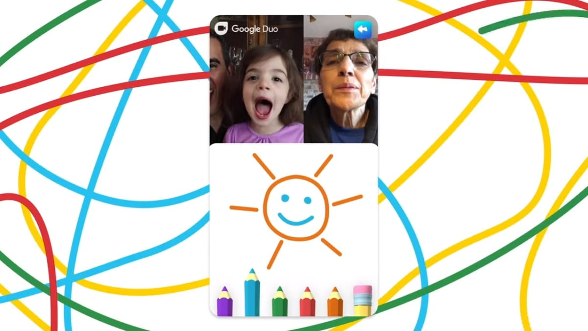 Google Duo Adding Group Calls Support in Web Version; New Family Mode and Mother's Day Effect Announced