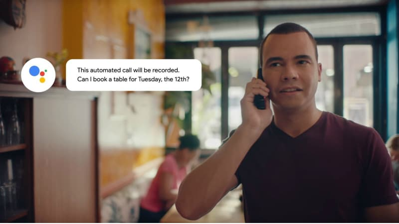 Google Duplex Debuts for Select Pixel Users in the US, Makes Restaurant Reservations