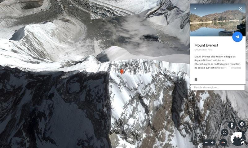 google earth cards earth