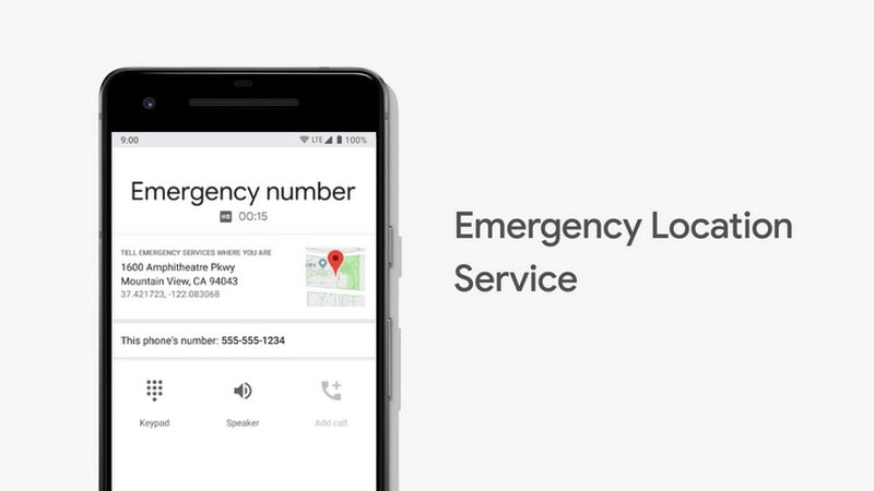 Google's Emergency Location Service for Android Comes to the US