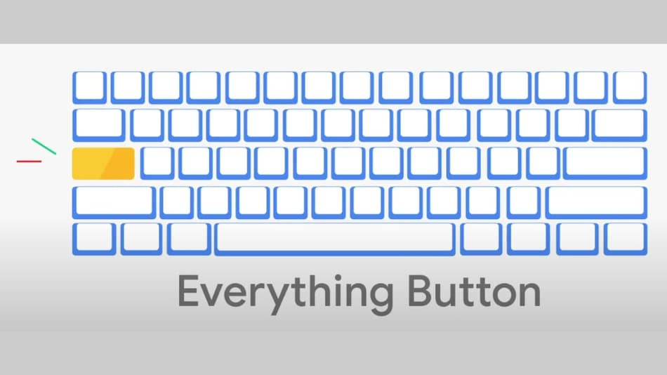 Google Renames the Chromebook Search Button to the Everything Button