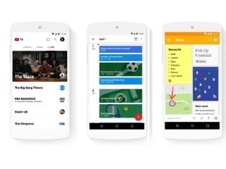 Google Family Group Helps Share YouTube TV, Calendar, Photos, Keep Content