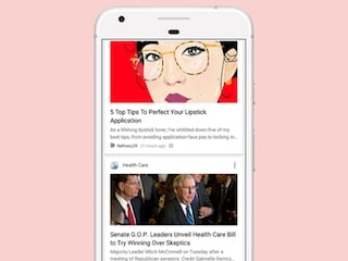 Google Feed With Hindi Support Rolls Out in India on Android and iOS