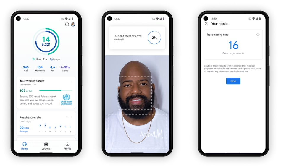 Google Fit Heart Rate, Respiratory Rate Measurement Features Rolling Out for Pixel Phone Users: How to Use