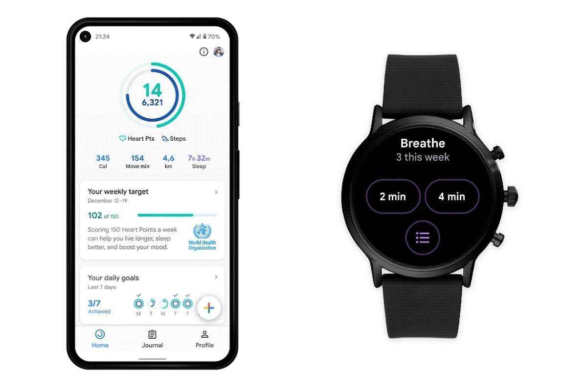 Google announces new updates to Google Fit and Wear OS by Google