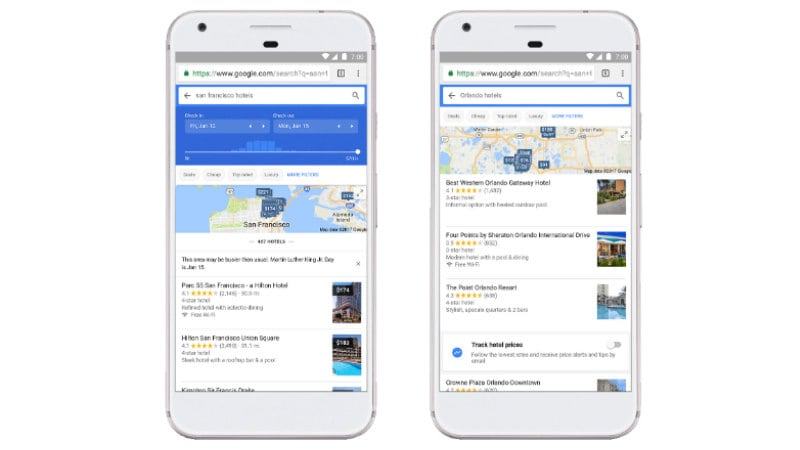 Google Flights Expands 'Tips' to Offer Cheaper Hotel Bookings, Google Trips Now Shows Discounts