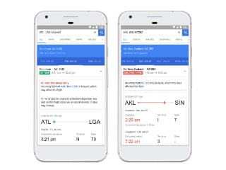 Google Flights Now Uses Machine Learning to Predict Delays, Details Fare Exclusions for Basic Economy Fares